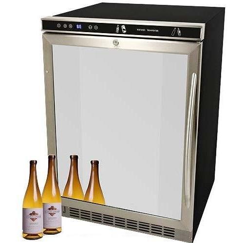 Avanti Model Bca5105sg-1 - Beverage Cooler With Glass Door -
