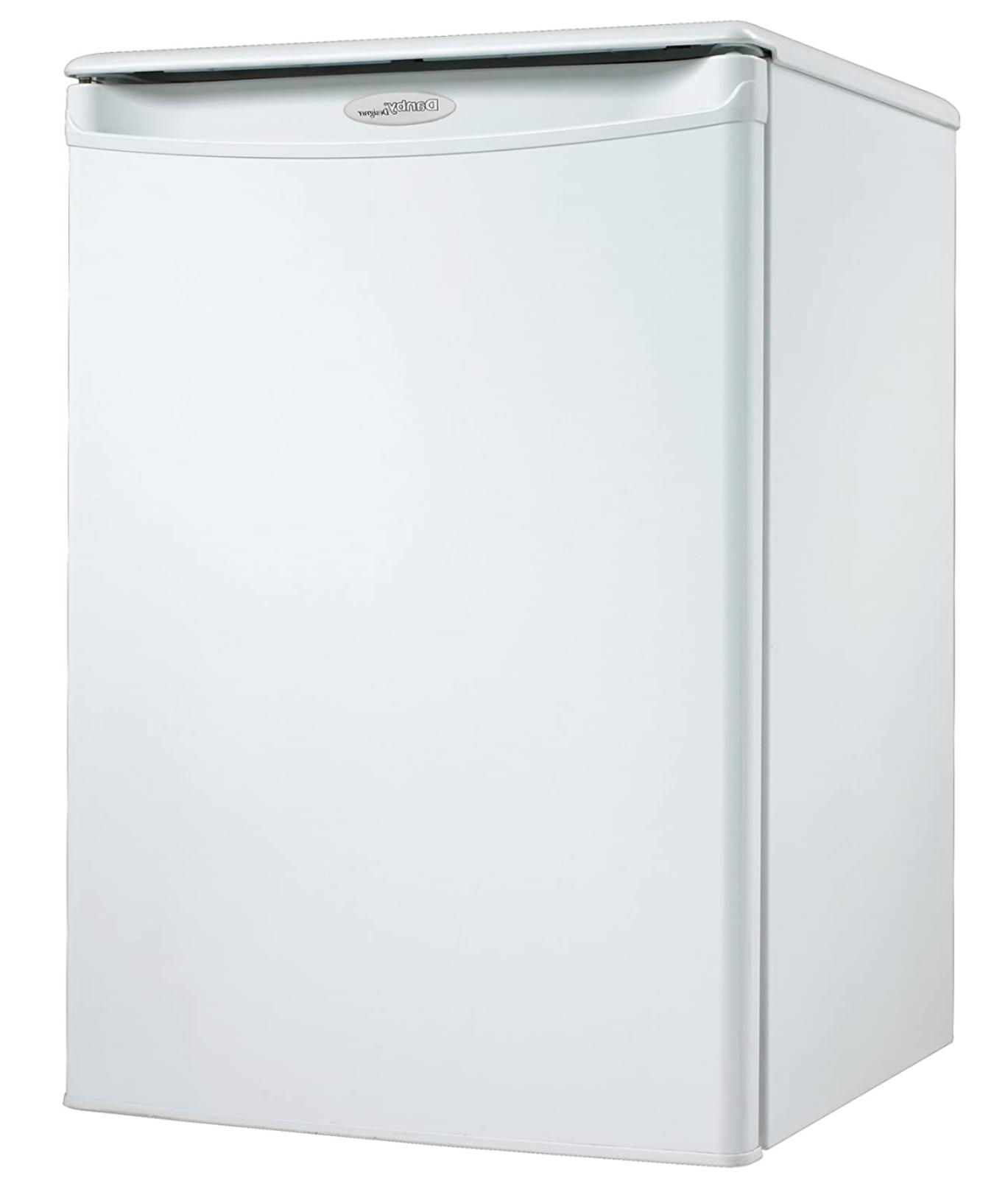Danby - 2.6 Cu. Ft. Compact Refrigerator - White