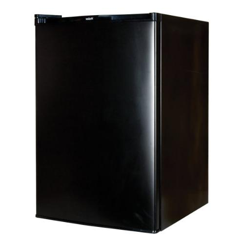 Haier HNSE04BB 4.0 Cubic Feet Refrigerator/Freezer, Black