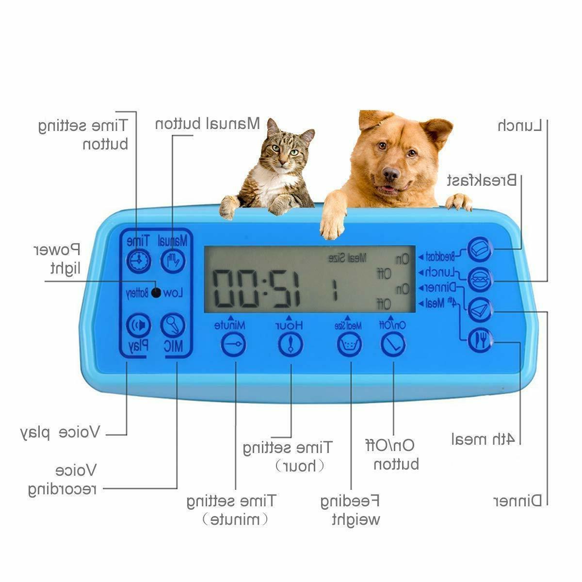 Automatic Dog Cat