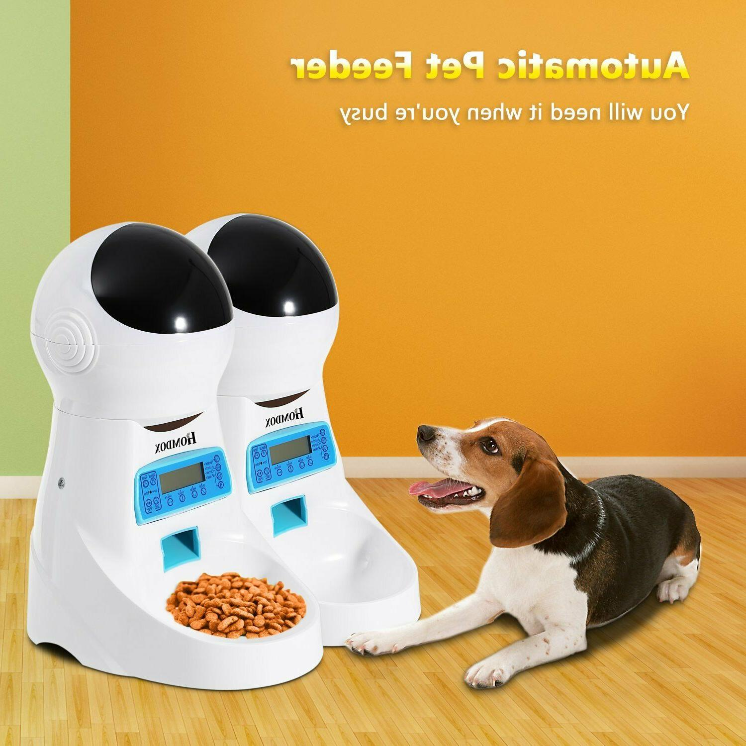 Automatic Cat Bowl Timed
