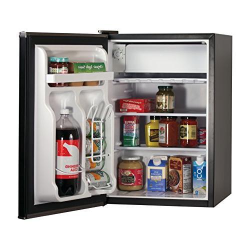BLACK+DECKER Refrigerator Energy Star Mini with 2.5 Ft.,
