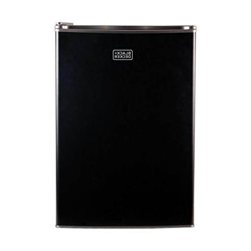BLACK+DECKER BCRK25B Compact Energy Star Door Mini with 2.5 Ft., Black