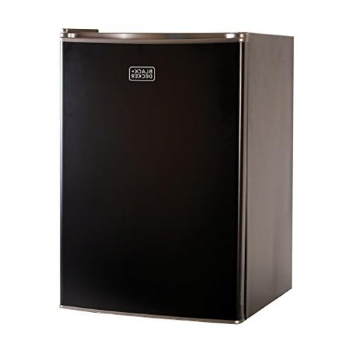 BLACK+DECKER BCRK25B Energy Single Mini with 2.5 Cubic