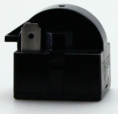 Black Housing Ohm Refrigerator PTC Starter Relay.