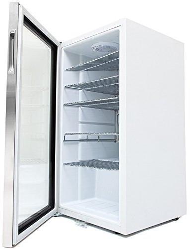 Whynter BR-128WS Can Beverage Refrigerator White