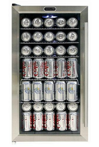 br 130sb beverage refrigerator with internal fan
