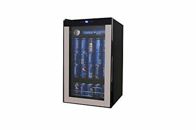Brand New RCA Freestanding Beverage Center Wine Fridge