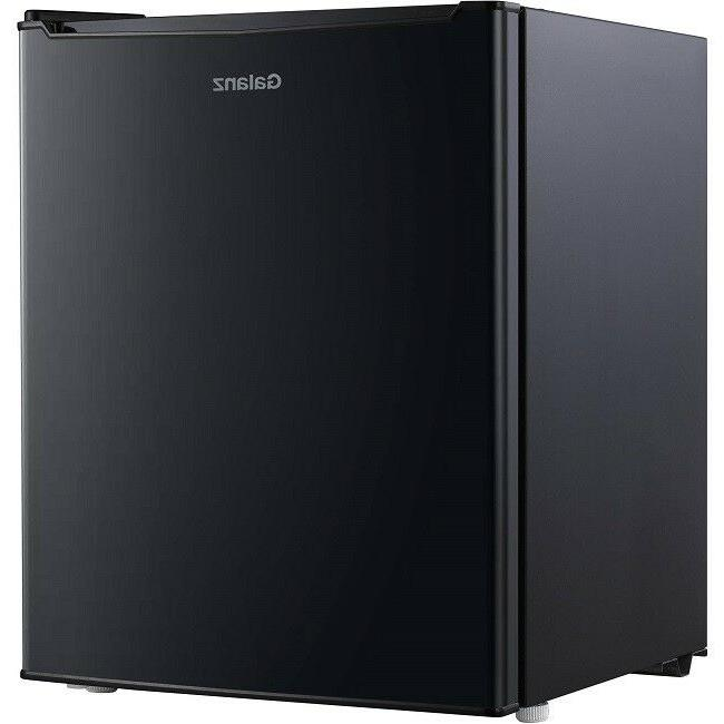 compact mini dorm refrigerator freezer reversible single