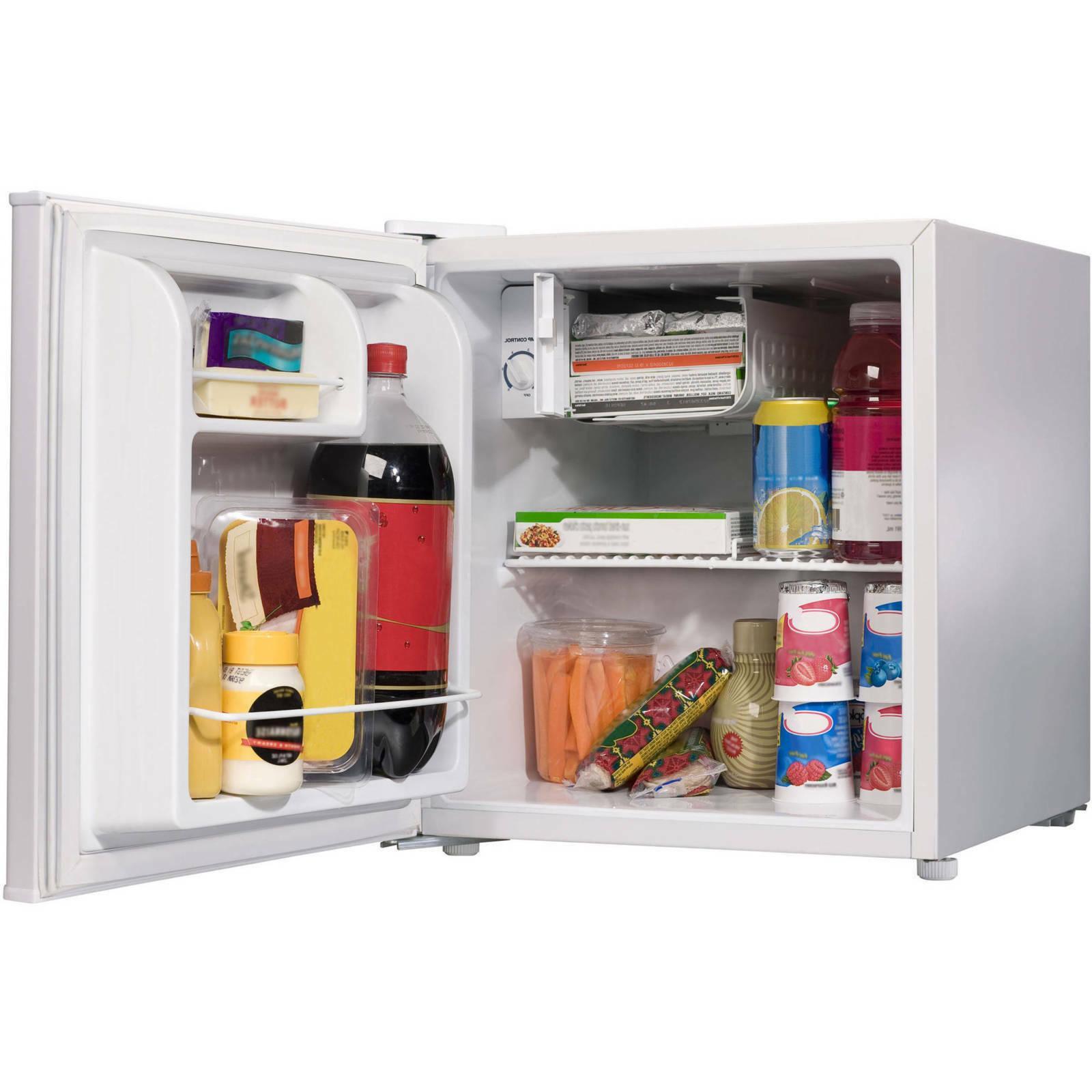 Mini Fridge Compact Refrigerator 1.7 Cu