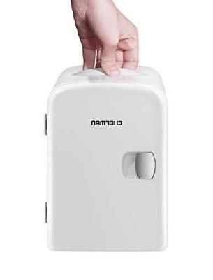 compact personal fridge portable fridges cools heats