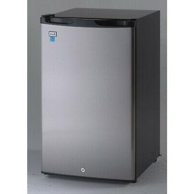 counterhigh refrigerator 4 4 cubic feet black