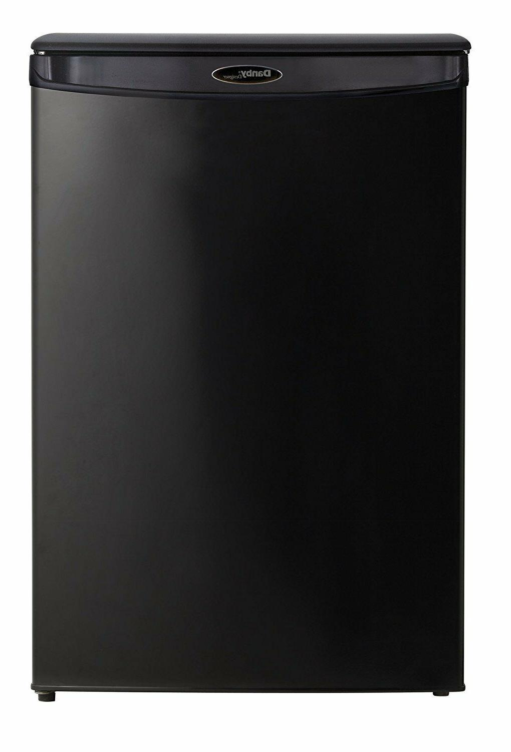 Danby Compact All Refrigerator Cubic Black
