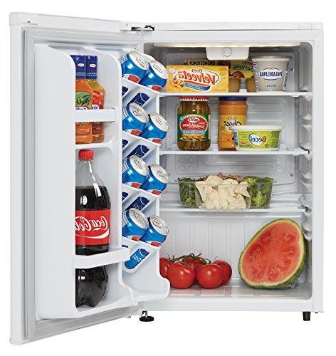Danby DAR026A2WDB Cubic Compact Refrigerator,