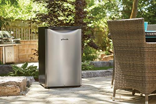Danby 4.4 Outdoor Refrigerator, Spotless