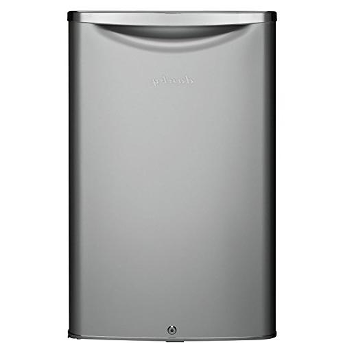 Danby 4.4 Contemporary Classic Refrigerator, Silver