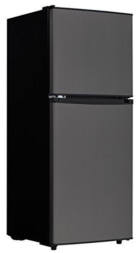 Danby DCR047A1BBSL Door Compact Refrigerator, Black