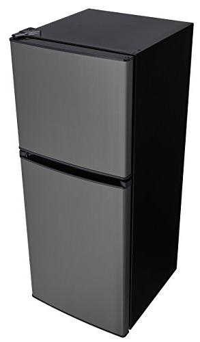 Danby DCR047A1BBSL Dual Compact Black Stainless