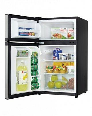 Danby cu. ft. 2-Door Refrigerator Freezer
