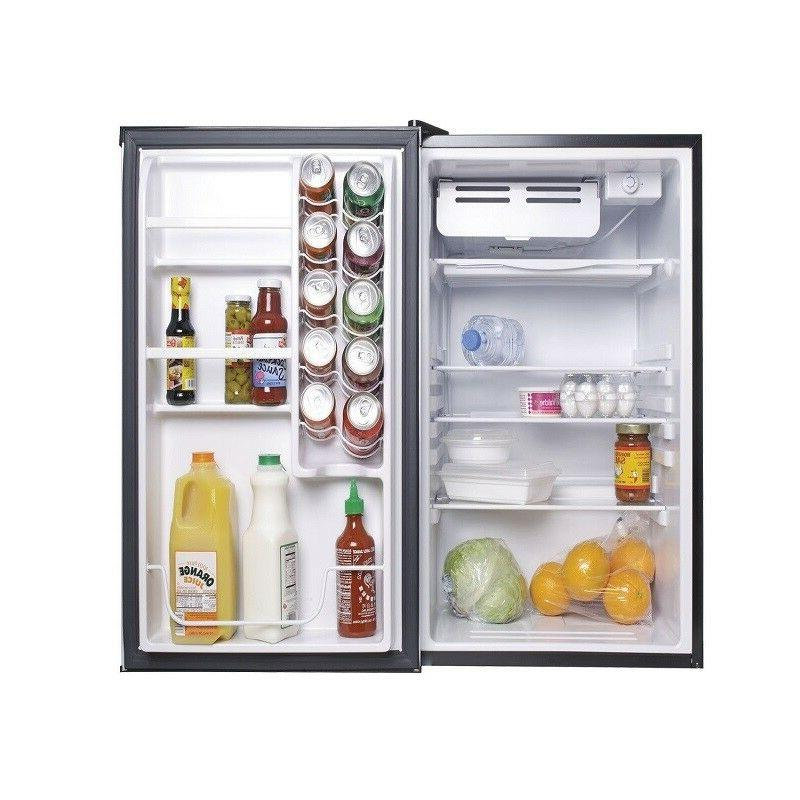 Dorm Refrigerator Mini Fridge College Game Room Office Small