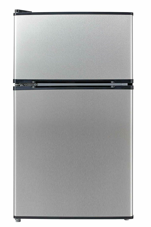 Double Freezer Bedroom Adjustable Shelves