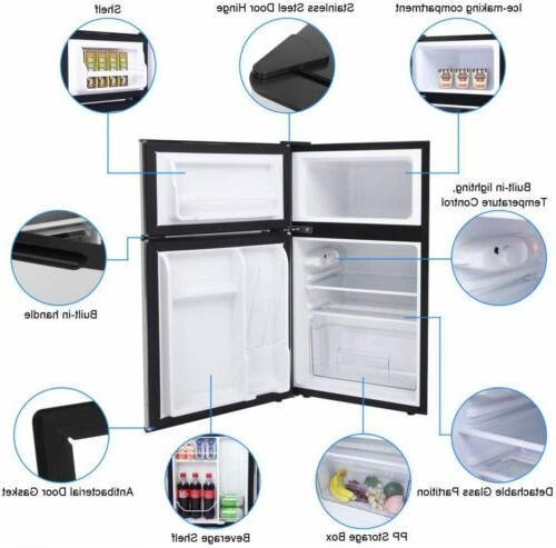 Double Doors Refrigerator Saving