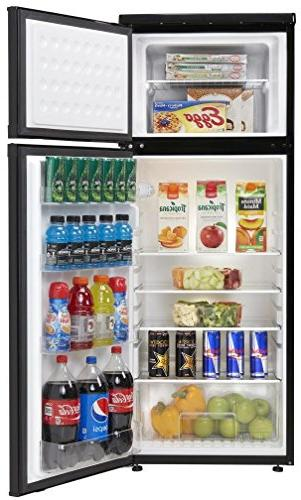 Danby 7.3 ft. Two Refrigerator,