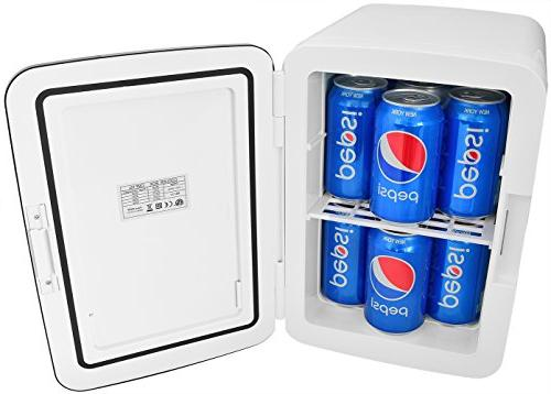Cooluli Cooler Warmer AC/DC Portable Thermoelectric