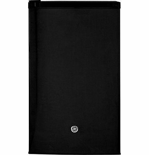 "GE GME04GGKBB 20"" Freestanding Compact Refrigerator with 4.4"