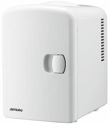 gmf600 portable 6 can mini fridge cooler