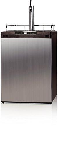 midea HS-209BESS Beer/Beverage Refrigerator and Dispenser, 5