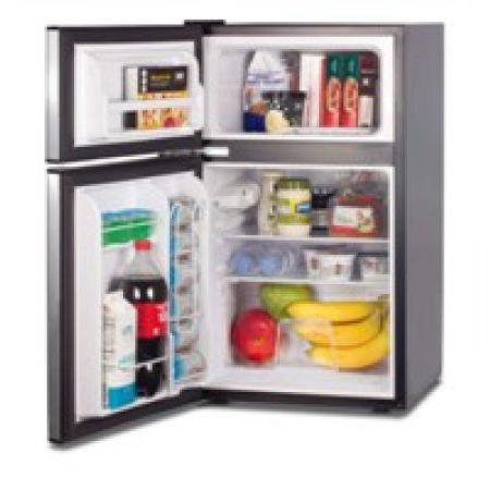 Igloo 3.2 cu. ft. and Silver Supernon