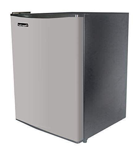 Magic Star 2.4 Cu. Mini All-Refrigerator
