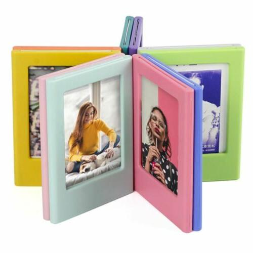 Mini Colorful Magnet Picture Frame for Holding 3