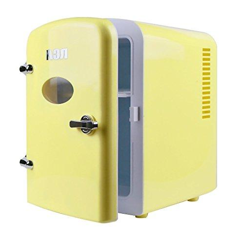RCA Mini Compact Refrigerator, for keeping lunch and a couple