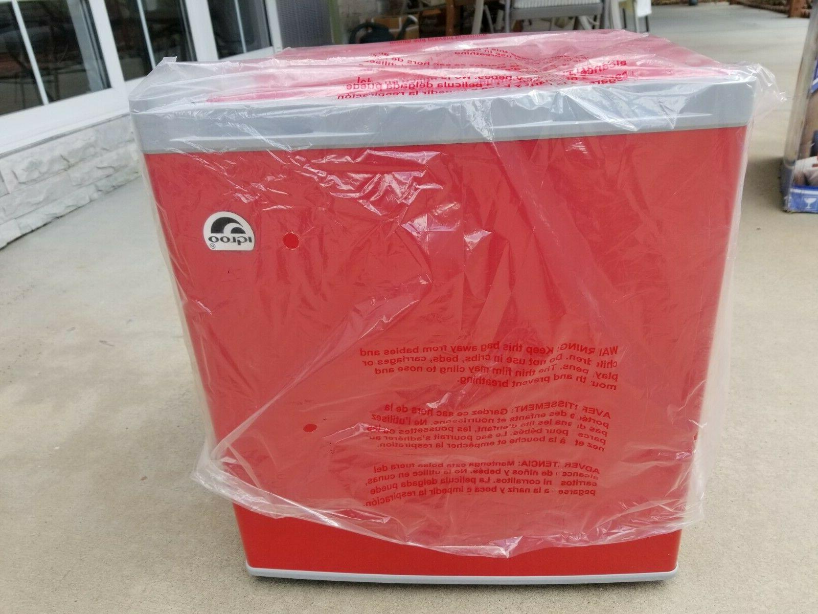 Igloo Mini Fridge 1.6cu NEW