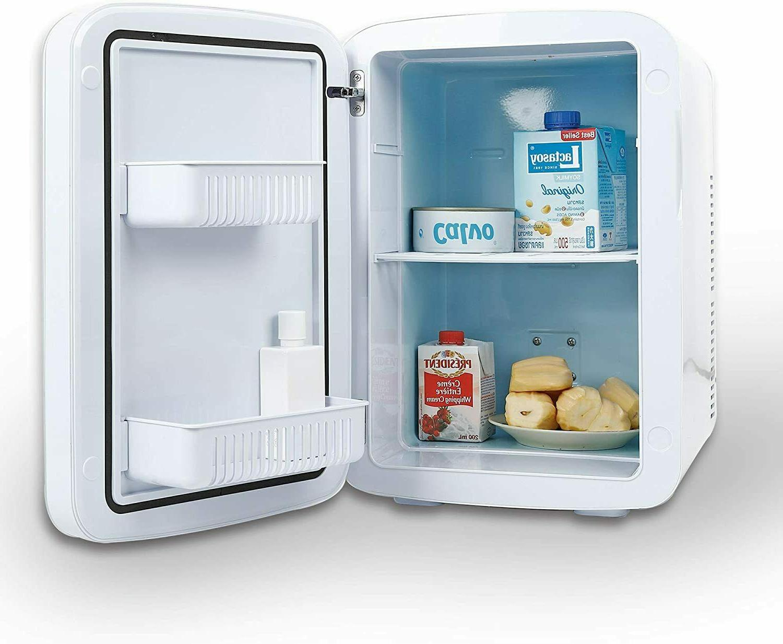 Caynel Mini Fridge 15 Liter Cooler Warmer, NEW