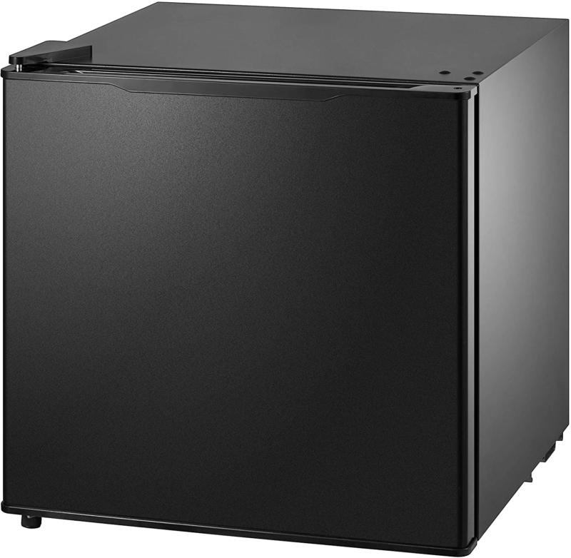 Midea Freezer Compact Refrigerator Cubic Black