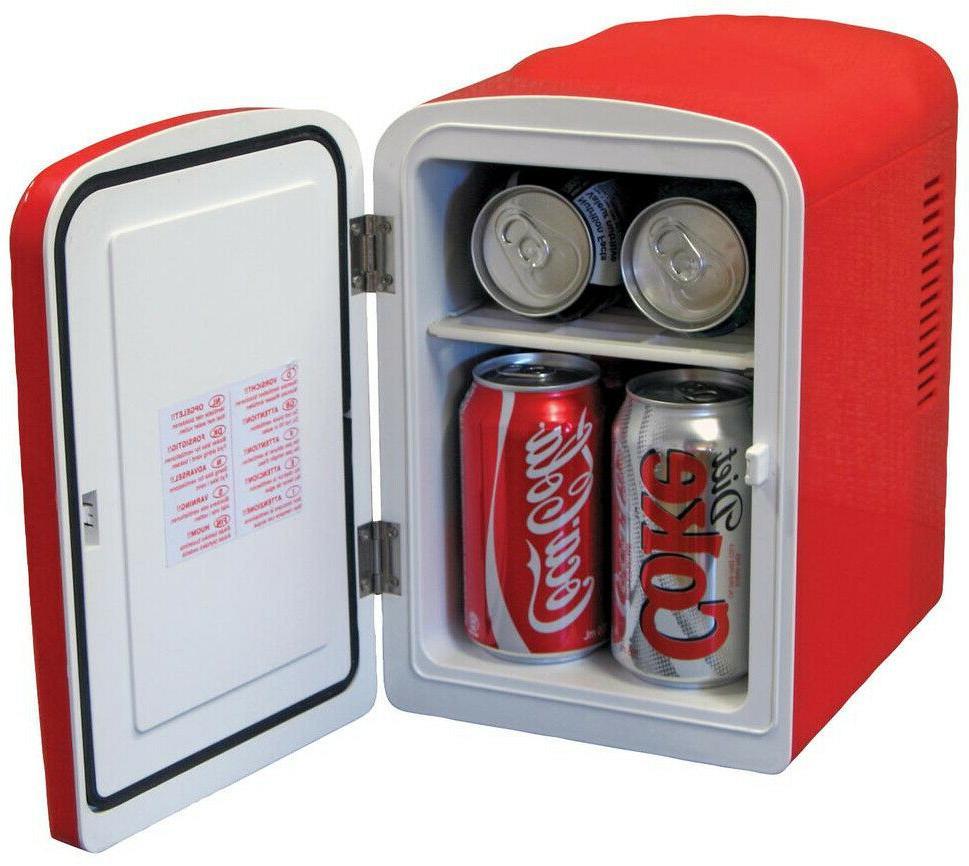 Mini Refrigerator Koolatron Retro