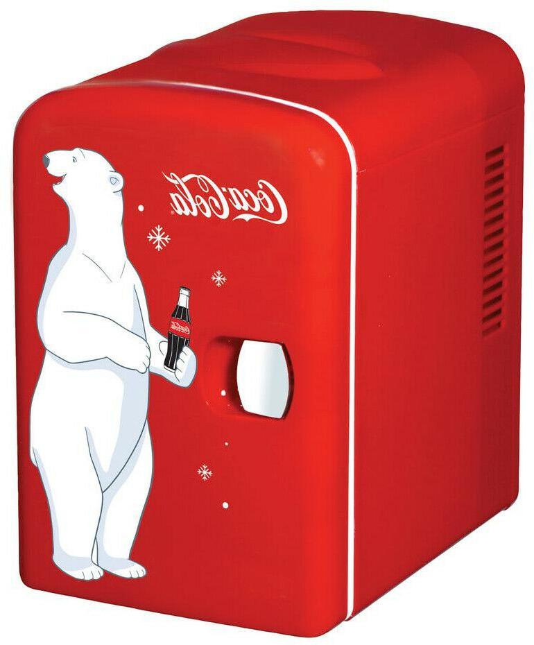 Mini Coca-Cola Koolatron Cooler