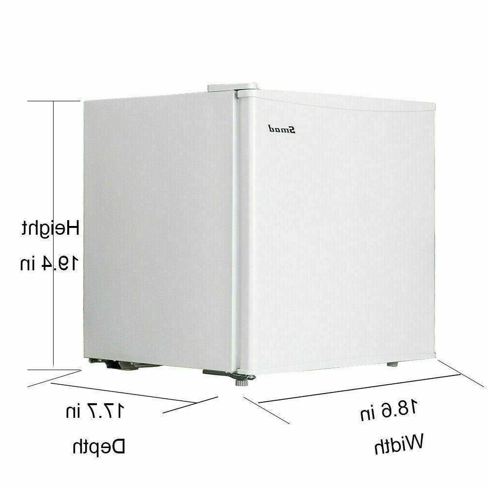 Mini Fridge Small Freezer CU Single Office