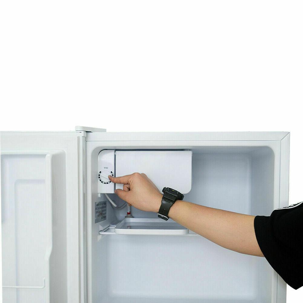 Mini Freezer 1.6 FT Single Door Office