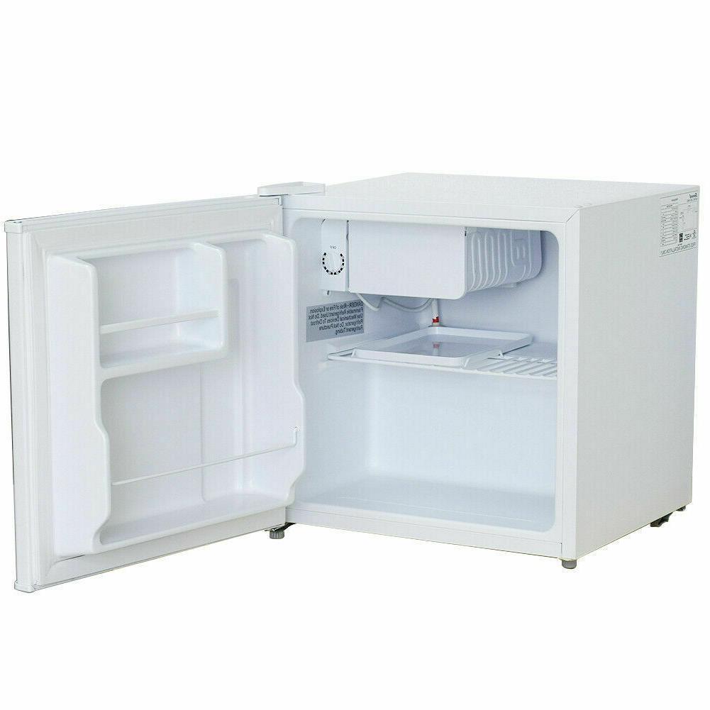 Mini Fridge Freezer 1.6 CU FT Single Office