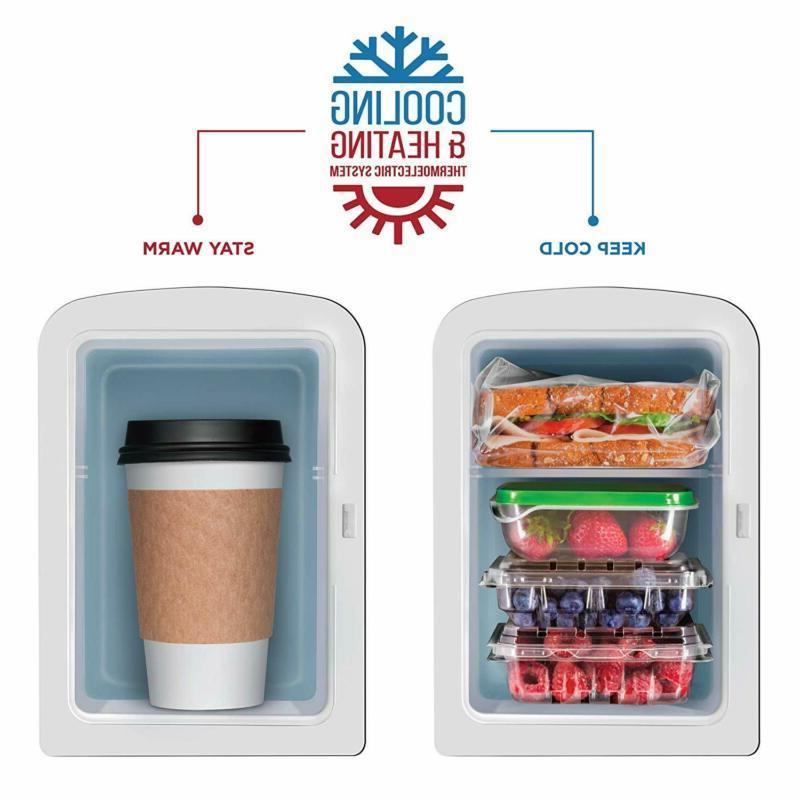 mini portable eraser board personal fridge cools