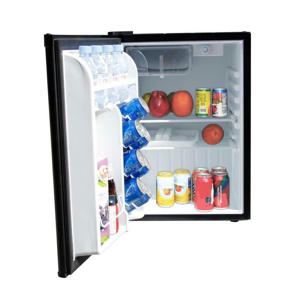 Mini Refrigerator 2.6 Ft Fridge Freezer Office