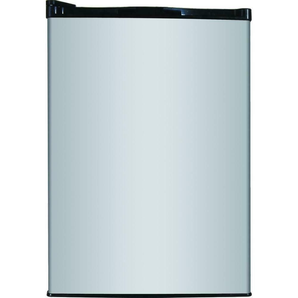 mini refrigerator 2 6 cu ft stainless