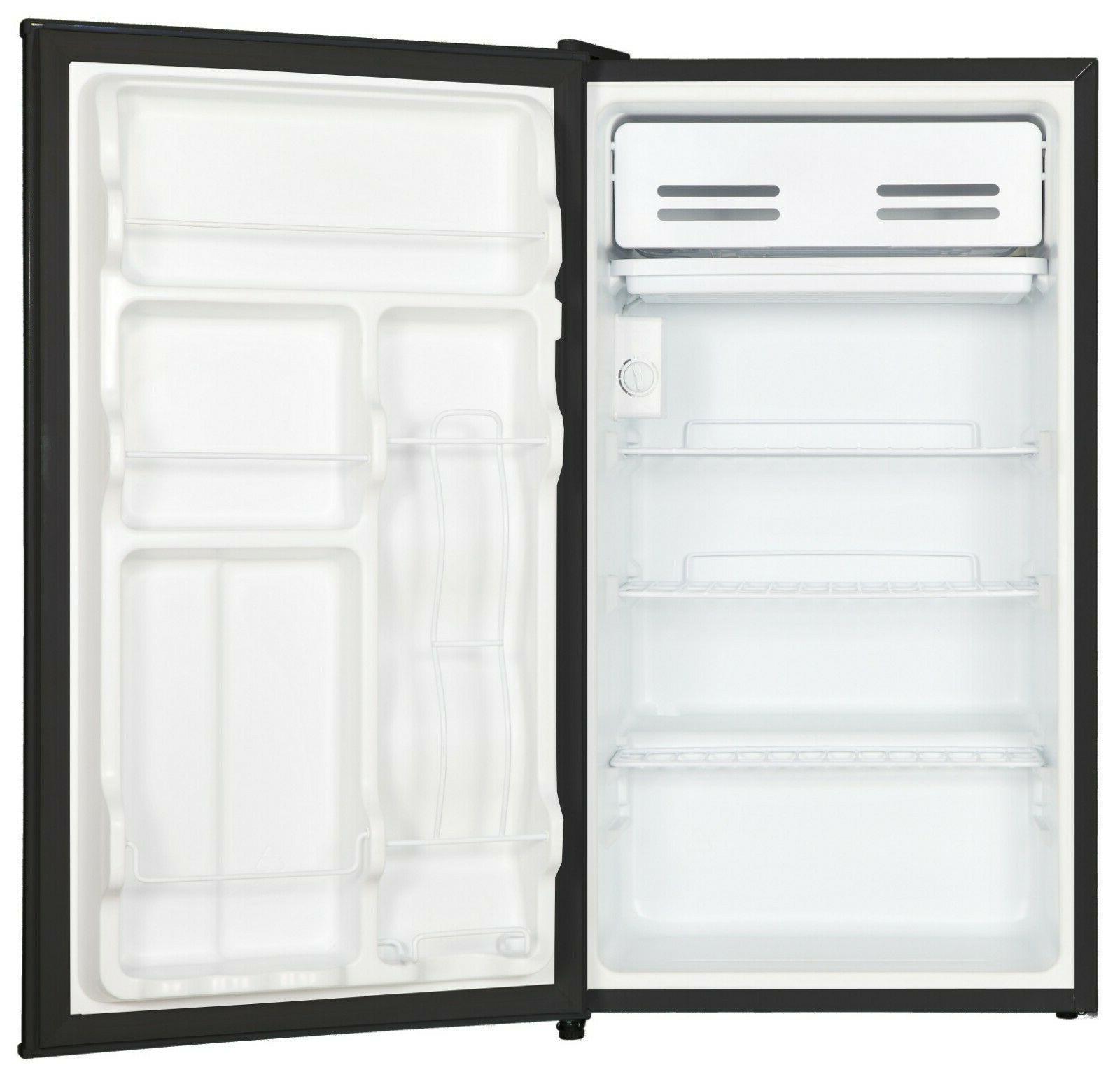 Mini Small Food Refrigerator Kitchen Single 3.3