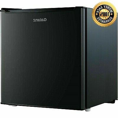 mini small fridge compact refrigerator black kitchen
