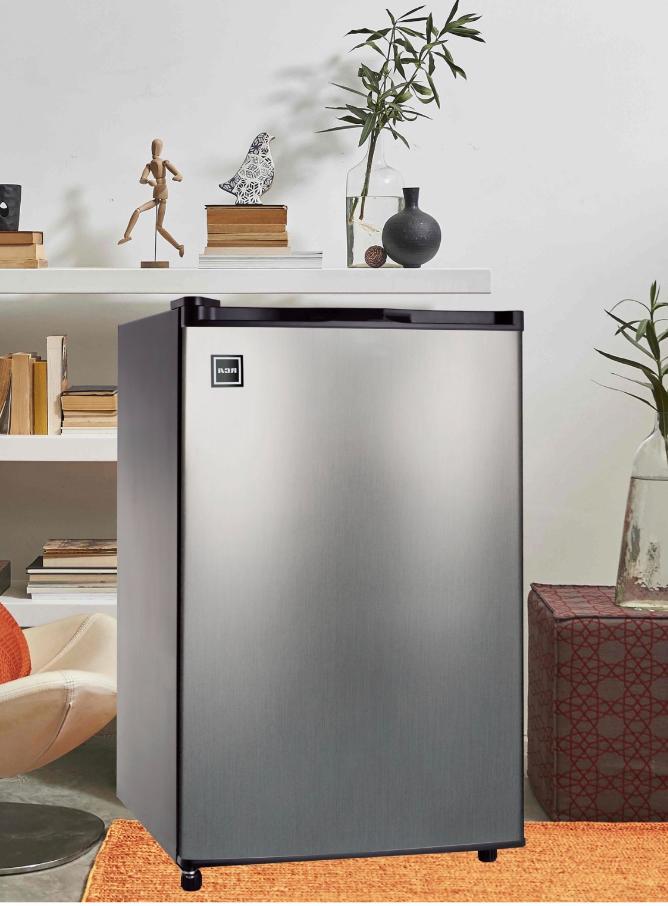 New 4.5 Cu. Ft. Mini Fridge Refrigerator Small Cooler