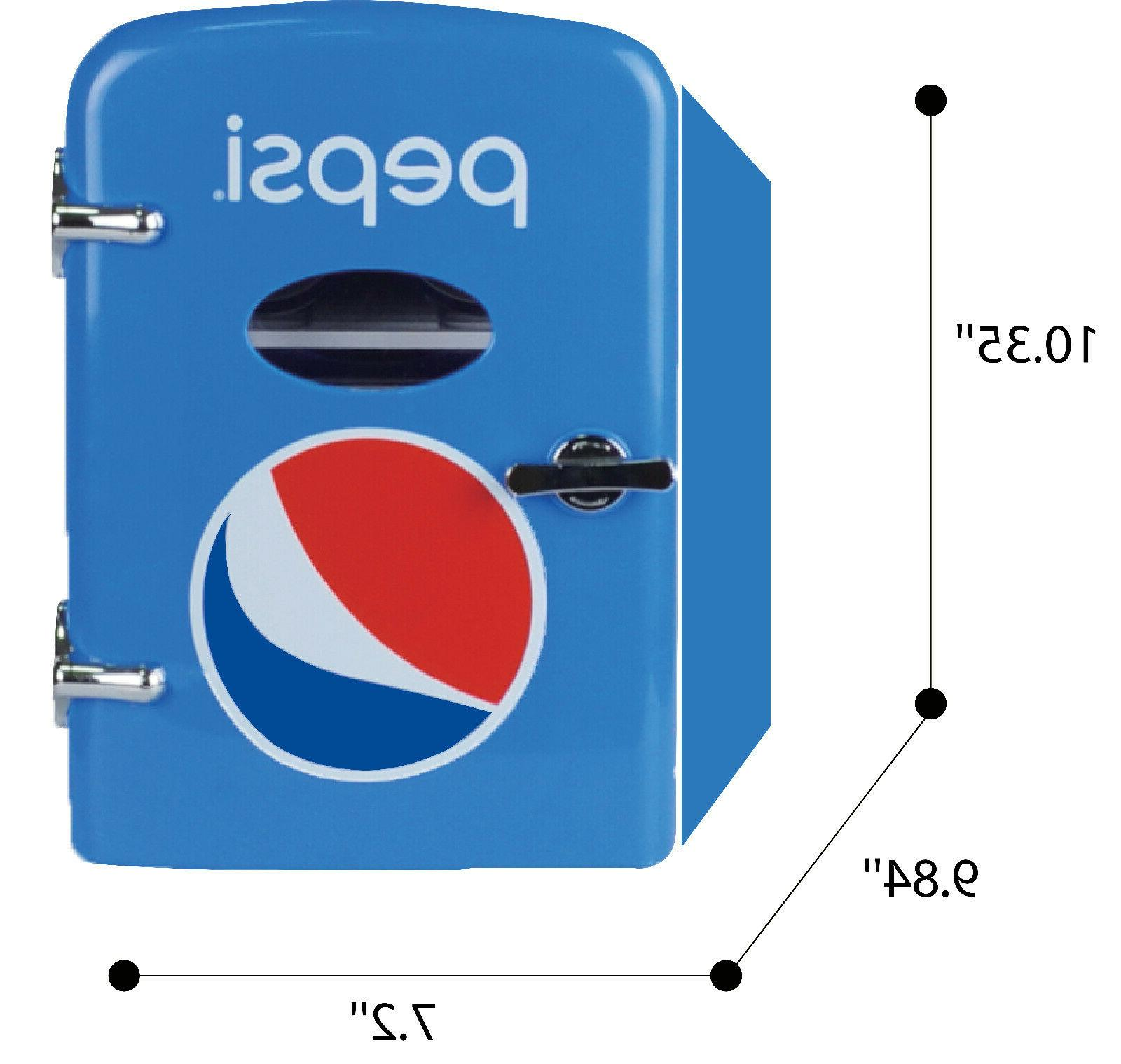 NEW Liter/6 Can Portable Mini Fridge Thermoelectric Variations
